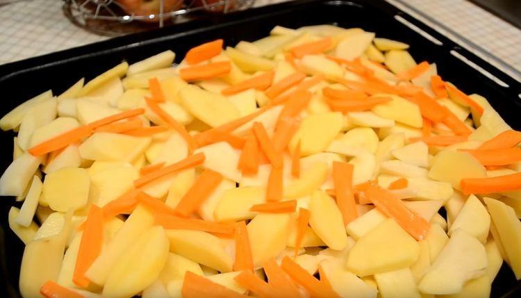 кладут морковь