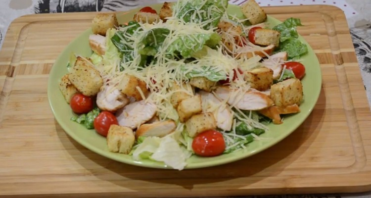 второй салат