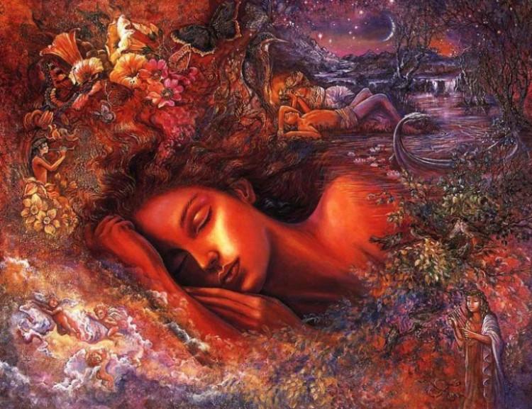 Гадания во сне