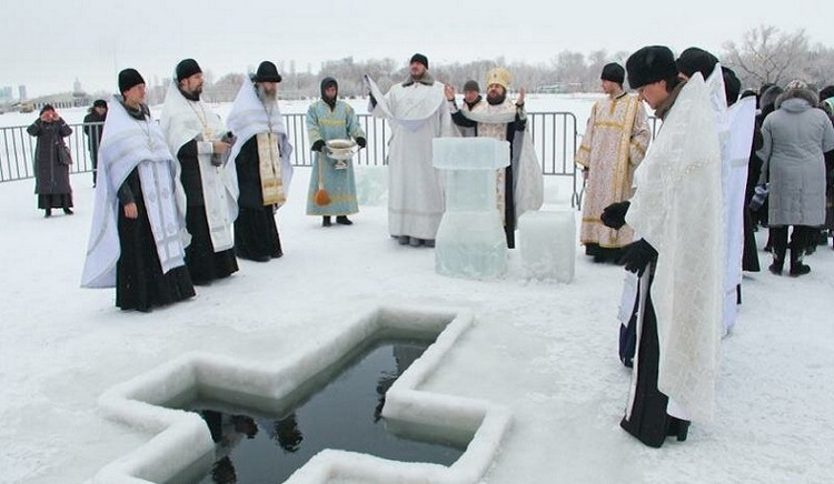 Как отмечать Крещение