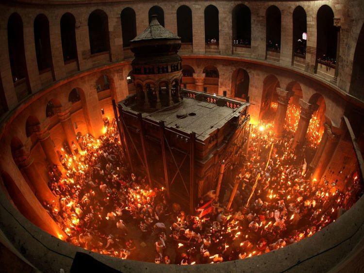 Будет ли закрыт или открыт Храм Гроба Господня на Пасху в 2020 году