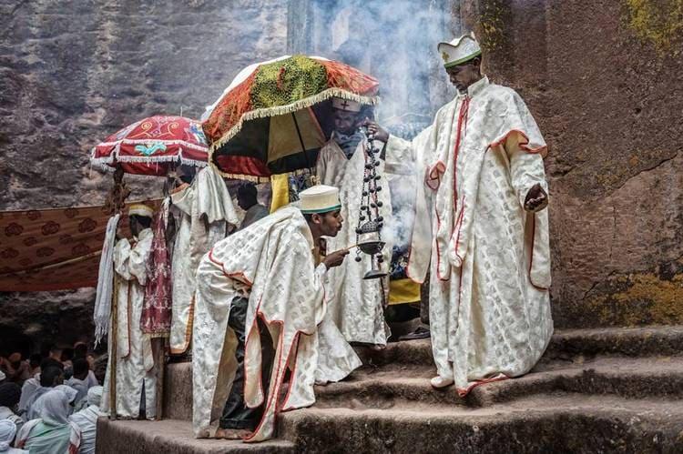 Пасхальная Литургия в Африке