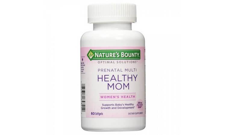 Nature's Bounty Prenatal Multi Healthy Mom