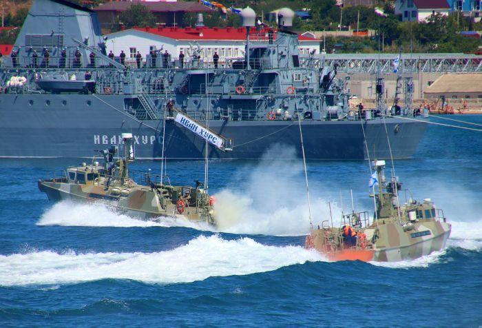 день морского флота в севастополе