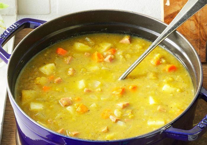 суп гороховый рецепт с говядиной