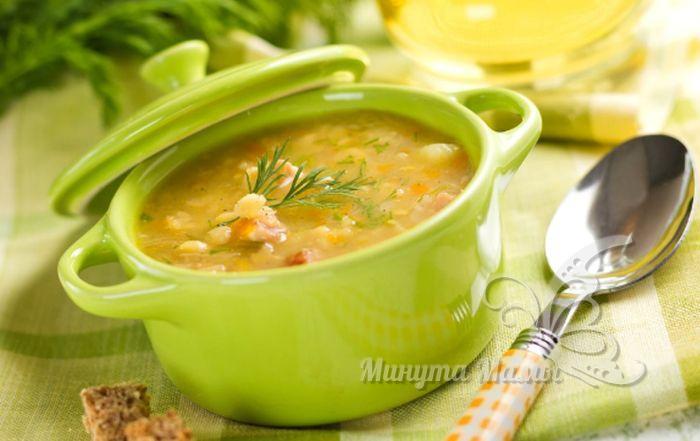 когда ребенку можно давать гороховый суп