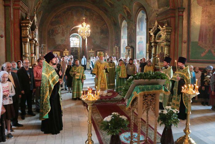 праздник рождество св иоанна крестителя