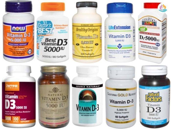 витамин Д препараты