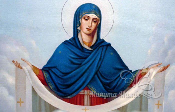 история и значение праздника успения богородицы