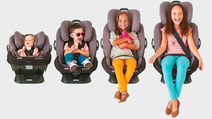 детское кресло автомобильное до скольки лет
