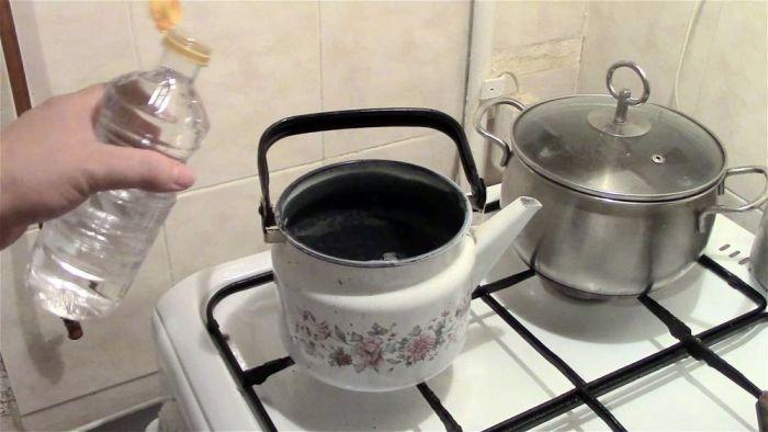 накипь в чайнике как удалить эффективно