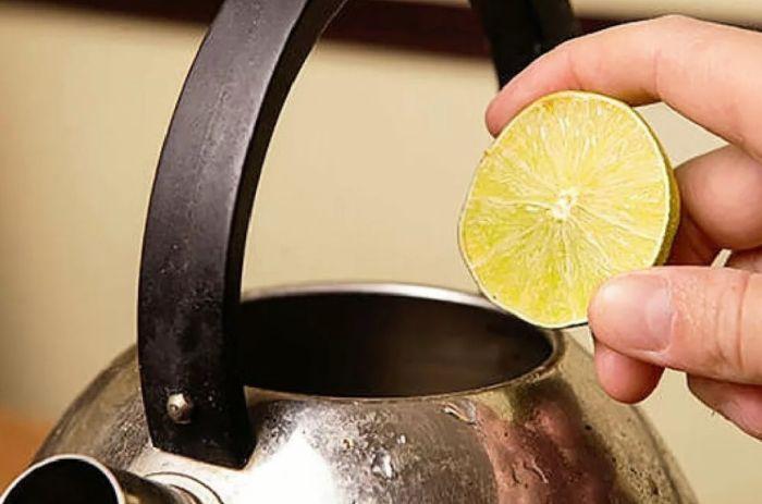сильная накипь в чайнике как удалить эффективно
