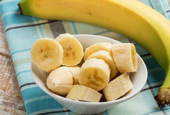 Польза бананов при ГВ