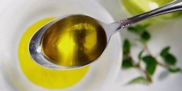Как почистить серебро оливковым маслом