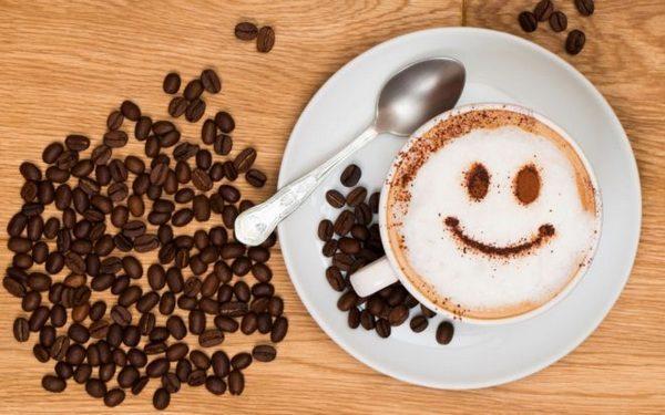 Влияние кофе на ребенка