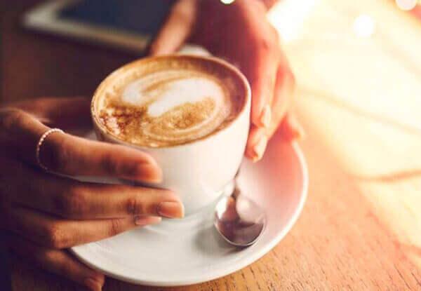Влияние кофе на маму