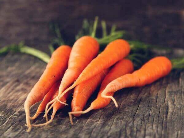 Морковь при грудном вскармливании можно