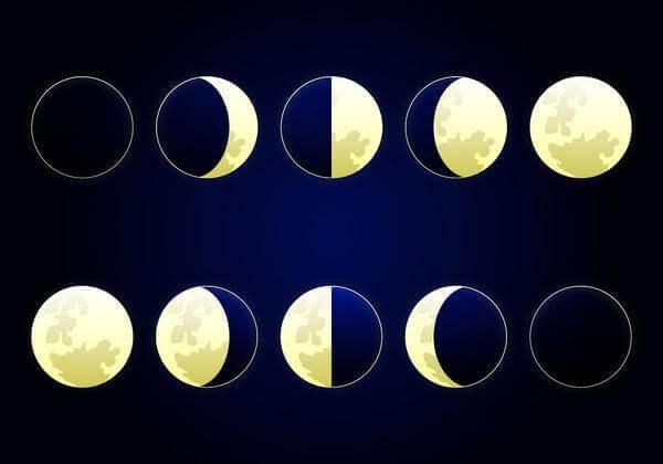 Лунные фазы на август 2018 года