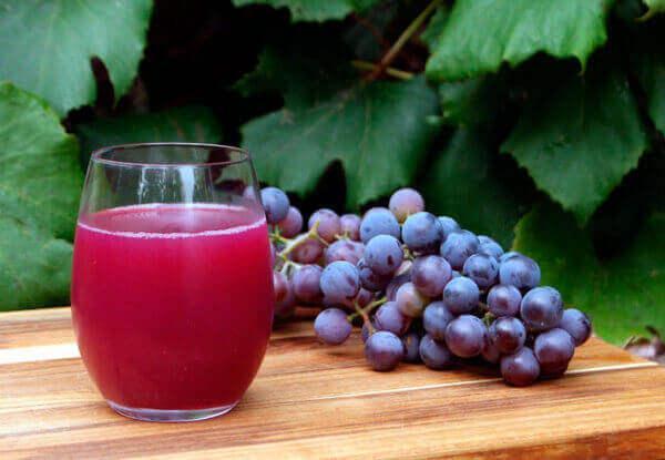 Виноградный сок при грудном вскармливании