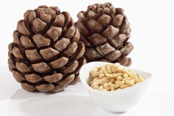 Кедровые орехи при ГВ