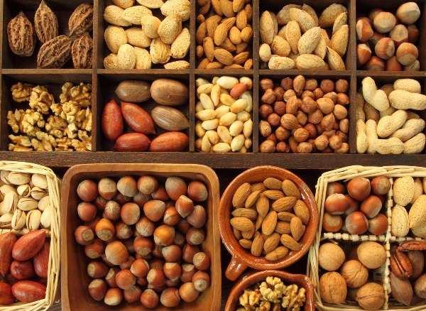 Сорта орехов