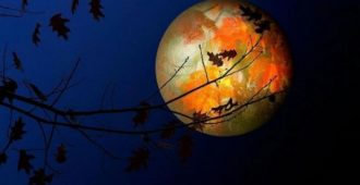 Лунный календарь на октябрь 2018