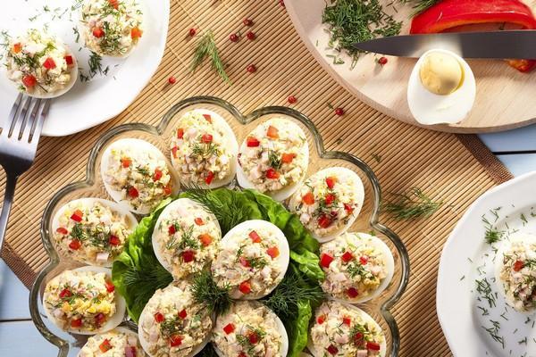 Закуски на Новый год 2019: рецепты с фото, новые, простые и вкусные