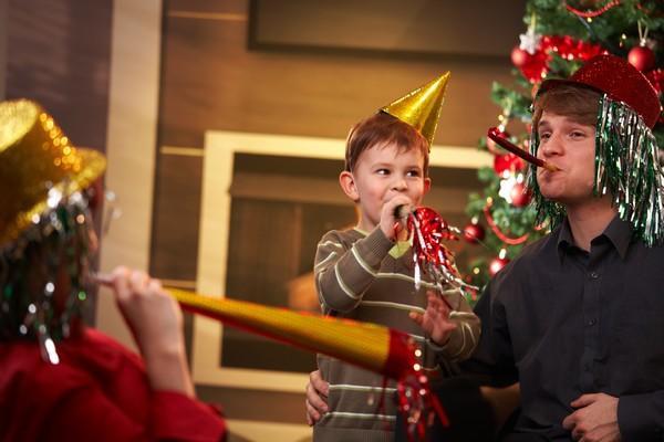 Конкурсы на Новый год 2019 для детей и взрослых