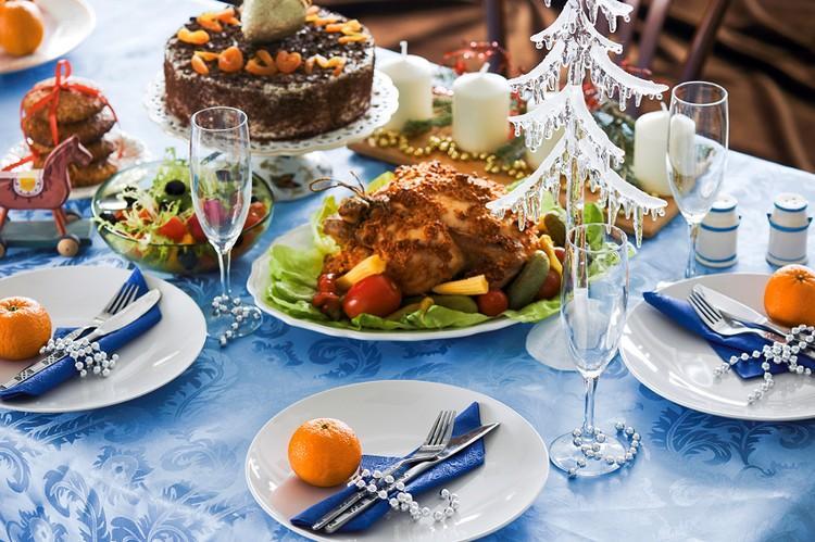 Лучшие новогодние рецепты 2019, новогодний стол, рецепты на Новый год