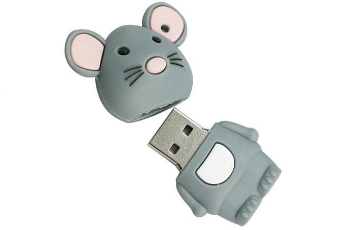 Флешка в виде мыши