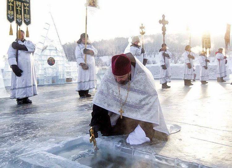 Какого числа будет Крещение в 2019 году