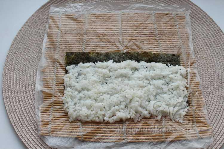 Разровнять рис