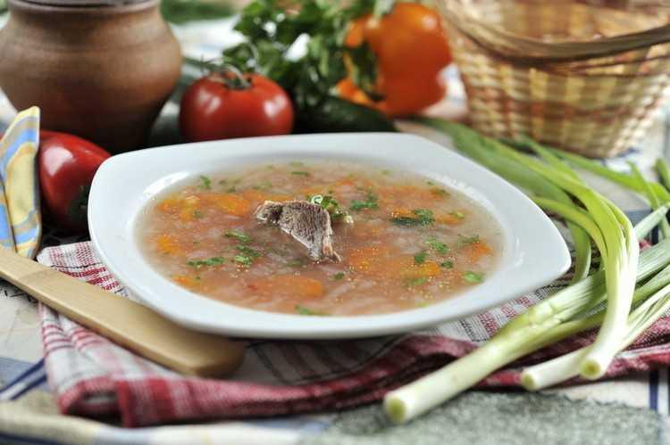 Рецепт говяжьего супа