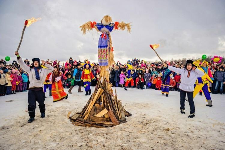 Когда масленица в 2019 году у православных в России, традиции