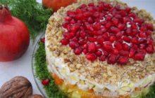 6 самых вкусных королевских салатов с креветками, кальмарами, красной икрой и красной рыбой