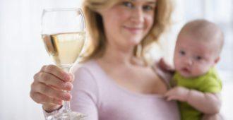 Можно ли пить алкоголь при грудном вскармливании