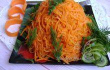 Салат «Муравейник» с курицей и картофельной соломкой