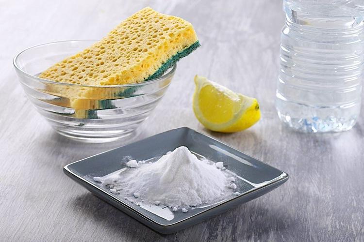 Пищевая сода для удаления жира
