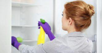 Лучшие способы, чтобы помыть холодильник внутри после разморозки
