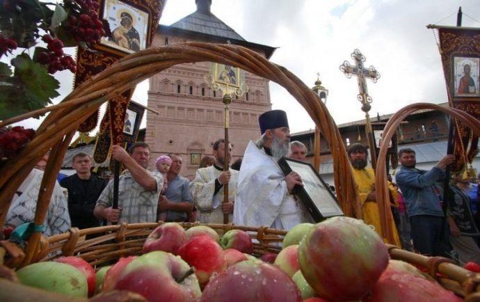 Когда отмечают Яблочный Спас в 2019 году в России