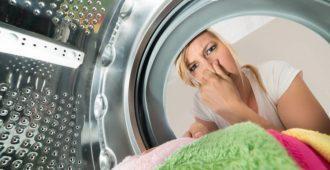 Как избавиться от запаха в стиральной машине-автомат