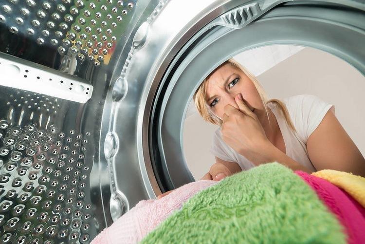 Как устранить запах в стиральной машине автомат в домашних условиях