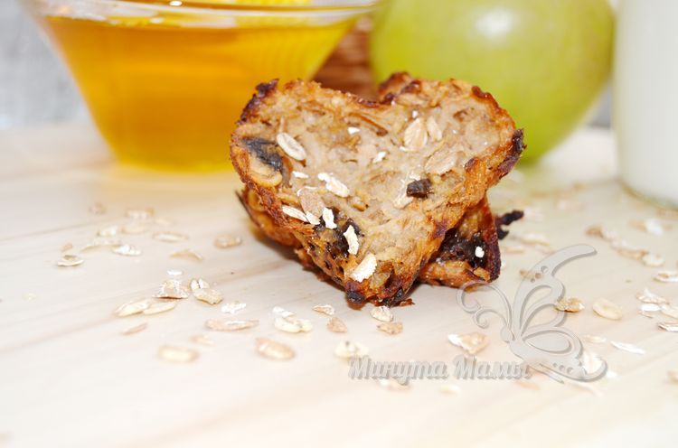 Диетическое овсяное печенье из овсяных хлопьев - рецепт с фото пошагово