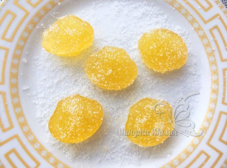 Мармелад из агар-агара - рецепт с соком в домашних условиях