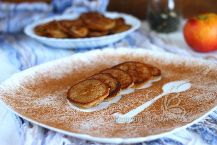 Рецепт с фото оладий из овсяного толокна