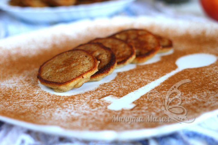 Пошаговый фото-рецепт приготовления оладий