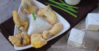 Как приготовить рыбу в кляре в духовке - простой рецепт