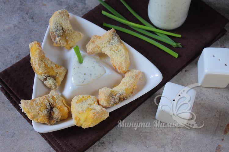 Рыба в кляре в духовке - пошаговый рецепт с фото
