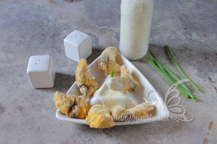 Рецепт с фото приготовления рыбы в кляре в духовке