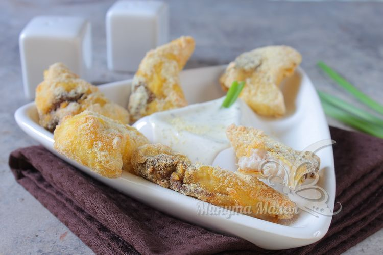 Пошаговый рецепт с фото рыбы в кляре